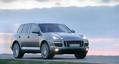 Porsche Cayenne Turbo S : Toujours plus de chevaux