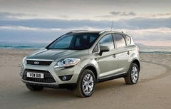 Essai Ford Kuga : Coup gagnant ?