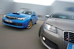 Essai Subaru Impreza et Audi S3 : Opposition intégrale
