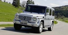 Mercedes Classe G restylé : cube inépuisable