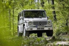 Mercedes Classe G : dinosaure devenu high-tech