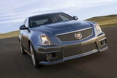 Cadillac CTS : Tout simplement 564 ch