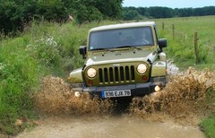 Jeep Wrangler CRD Sahara : essai détaillé du 4x4 de l'année !