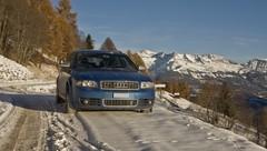 Essai longue durée: Audi S4 V8