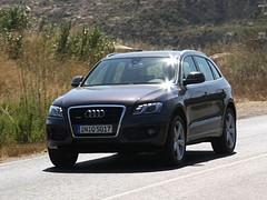 Essai Audi Q5 2.0 TDI 170 ch : X3 + GLK + 4 anneaux = Q5