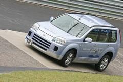 Nissan : L'électrique attaque le Nürburgring
