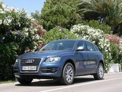 Essai Audi Q5: Sus au X3