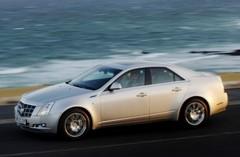 Prise de contact avec la Cadillac CTS 4WD : prometteuse