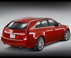 Cadillac CTS Sport Wagon : Pourris gâtés