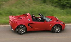 Essai Lotus Elise 1.8 SC