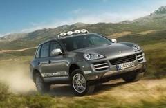 Porsche Cayenne S Transsyberia : Epater le voisinage !