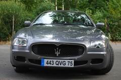 Webcarnews à bord de la Maserati Quattroporte Sport GT