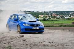 Essai Subaru Impreza WRX STI 2008 : De plus en plus hors norme