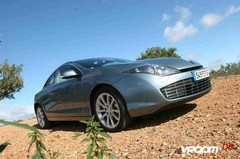 Essai Renault Laguna Coupé : GT à la sauce française