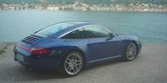 Essai Nouvelle Porsche 911 Targa