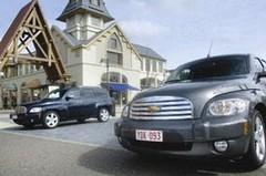 Essai Chevrolet HHR : Vrai modèle américain