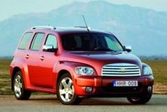 Essai Chevrolet HHR 2.4e LT bvm5 - 170 cv