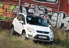 Essai Ford Kuga 2.0 TDCI : Coup gagnant