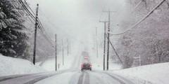 Conduite en hiver : prudence et maîtrise
