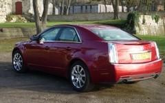 Essai Cadillac CTS : idées reçues