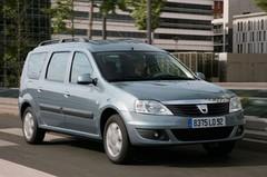 Dacia Logan MCV : Plus vigoureux avec le 1.5 dCi 85 ch
