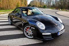 Essai Porsche 911 Carrera 4S PDK
