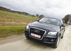 Essai Audi Q5 : Entre loisirs et labeur