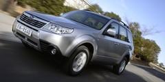 Essai Subaru Forester Boxer diesel