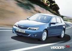 Subaru Impreza 1.5R : en traction avant !