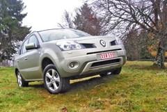 Essai Renault Koleos 2.0 dCi Privilege FAP bvm6 173 ch