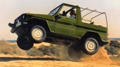 Anniversaire : Les 30 ans du Mercedes Classe G