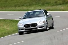 Essai Maserati Quattroporte S : La réponse aux limousines allemandes