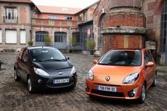 Essai Renault Twingo vs Ford Ka : Ka au deuxième round
