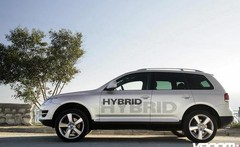 Volkswagen Touareg Hybride : Condensé de technologies