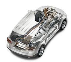 Volkswagen Touareg V6 Hybrid TSI Concept