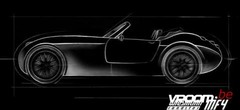 Wiesmann Roadster MF-4 : Un teaser attirant