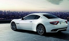 Maserati Gran Turismo S Automatique : Caprice de ricains