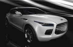 Concept Lagonda SUV : Résurrection culottée