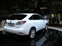 Lexus RX 450h : La version définitive