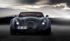 Wiesmann Roadster MF4 : deux V8 au catalogue