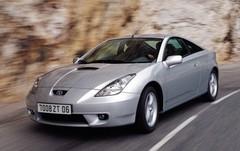 Toyota Celica 8 : La Celica fait son come-back