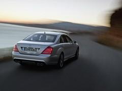 Mercedes Classe S AMG : Dragster ministériel revu