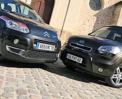 Essai Citroën C3 Picasso vs Kia Soul : Adieu morosité