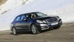 Essai Mercedes E 250 CDI Avantgarde Executive Auto : Infatigable routière
