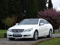 Essai Mercedes Classe E coupé : classe Cx
