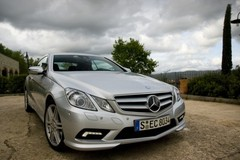 Essai Mercedes Classe E Coupe 350 CDI : Up-selling
