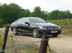 Essai Mercedes Classe E Coupé : Fine lame