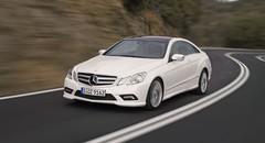 Essai Mercedes Classe E Coupe : Adieu la CLK...