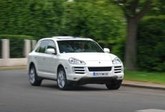Essai Porsche Cayenne Diesel : C'est la crise !