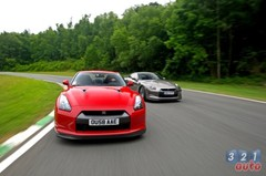Essai Nissan GT-R R35 : De nouvelles sensations !